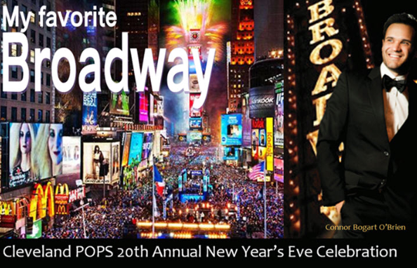 Cleveland POPS 20th Annual New Year's Eve Celebration