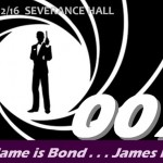 The Name is Bond...James Bond!