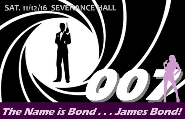 The Name is Bond...James Bond!
