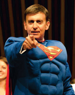 Carl Topilow Superman