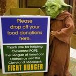 Hunger Drive Yoda