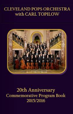 20th Anniversary Commemorative Program Book